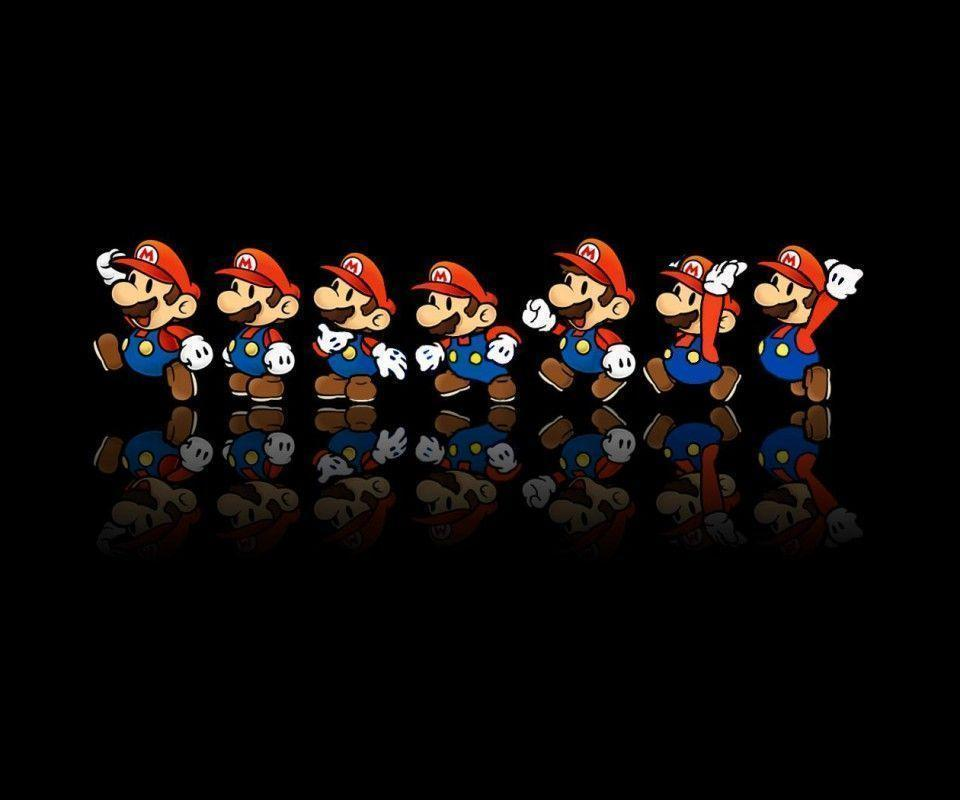 Mario Desktop Backgrounds