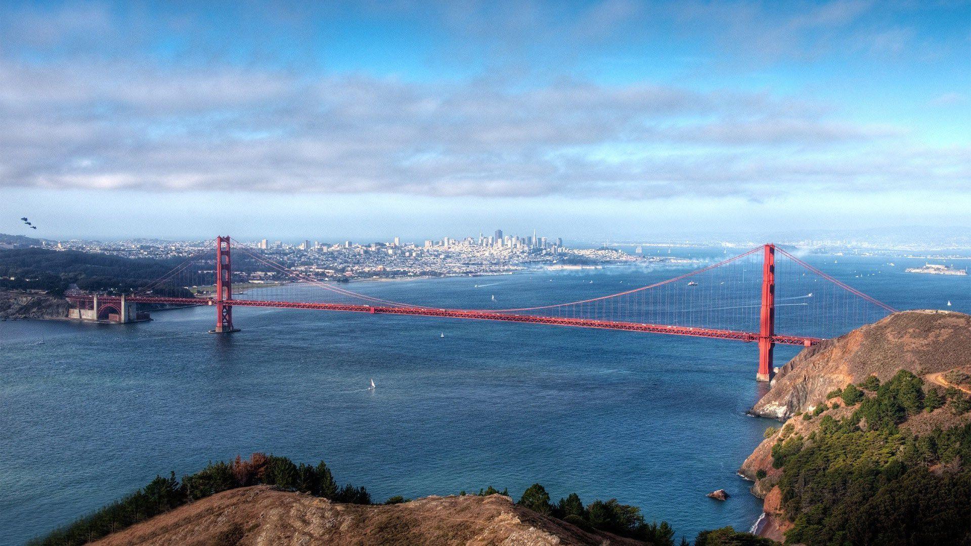 Golden Gate Bridge wallpaper #