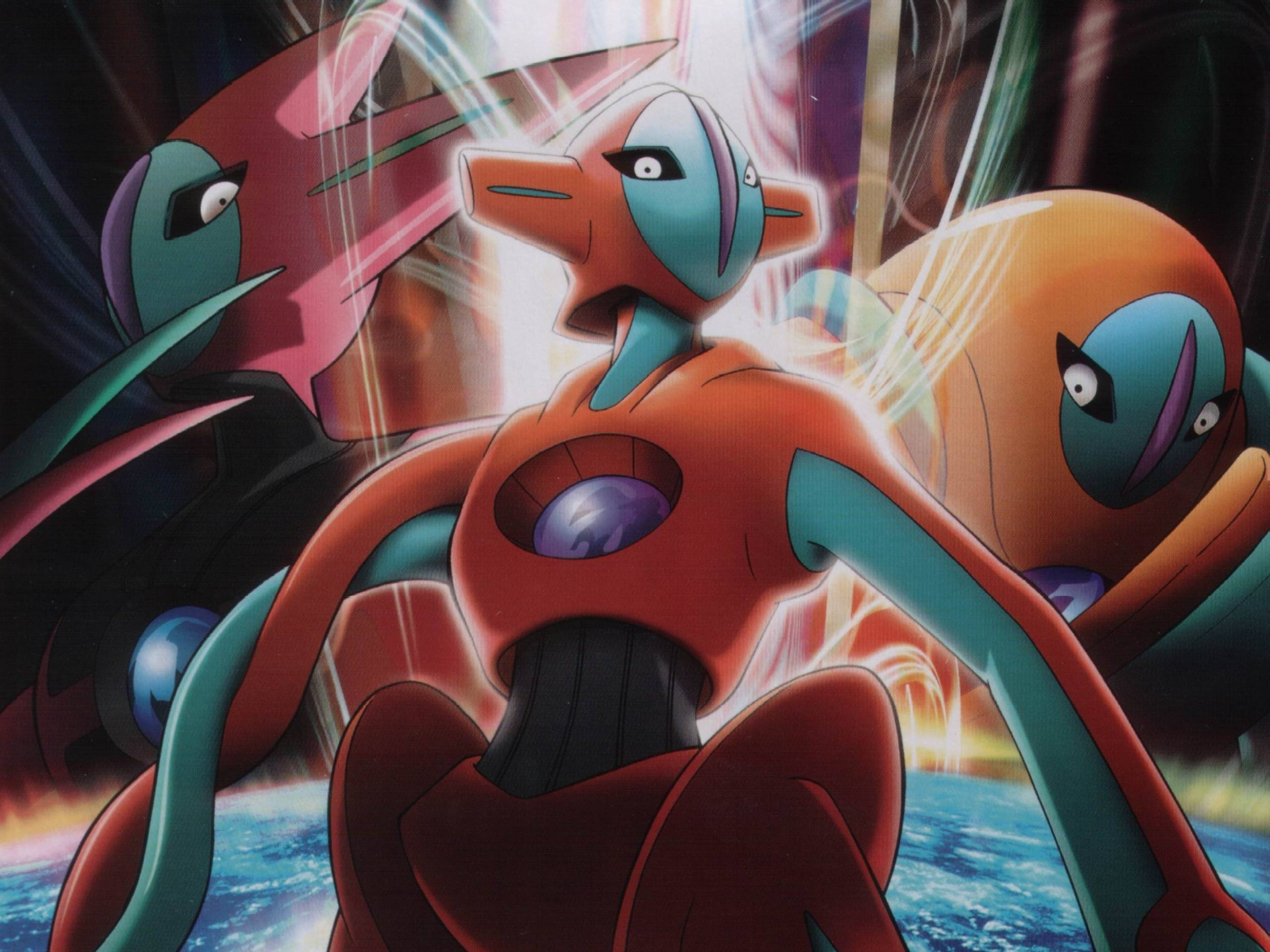 Deoxys Wallpapers - Wallpaper Cave