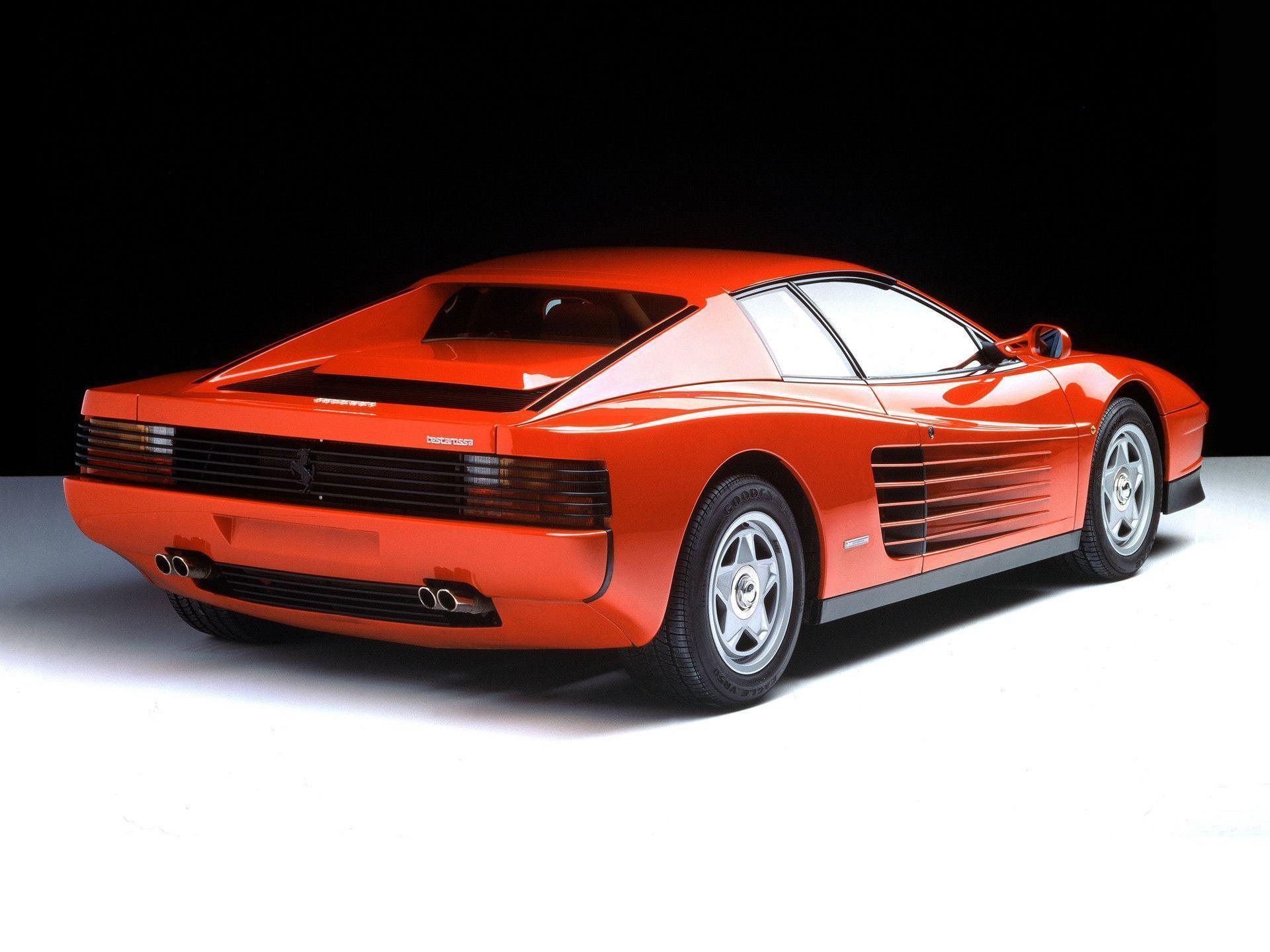 31+ Ferrari Testarossa Wallpaper Retro  Background