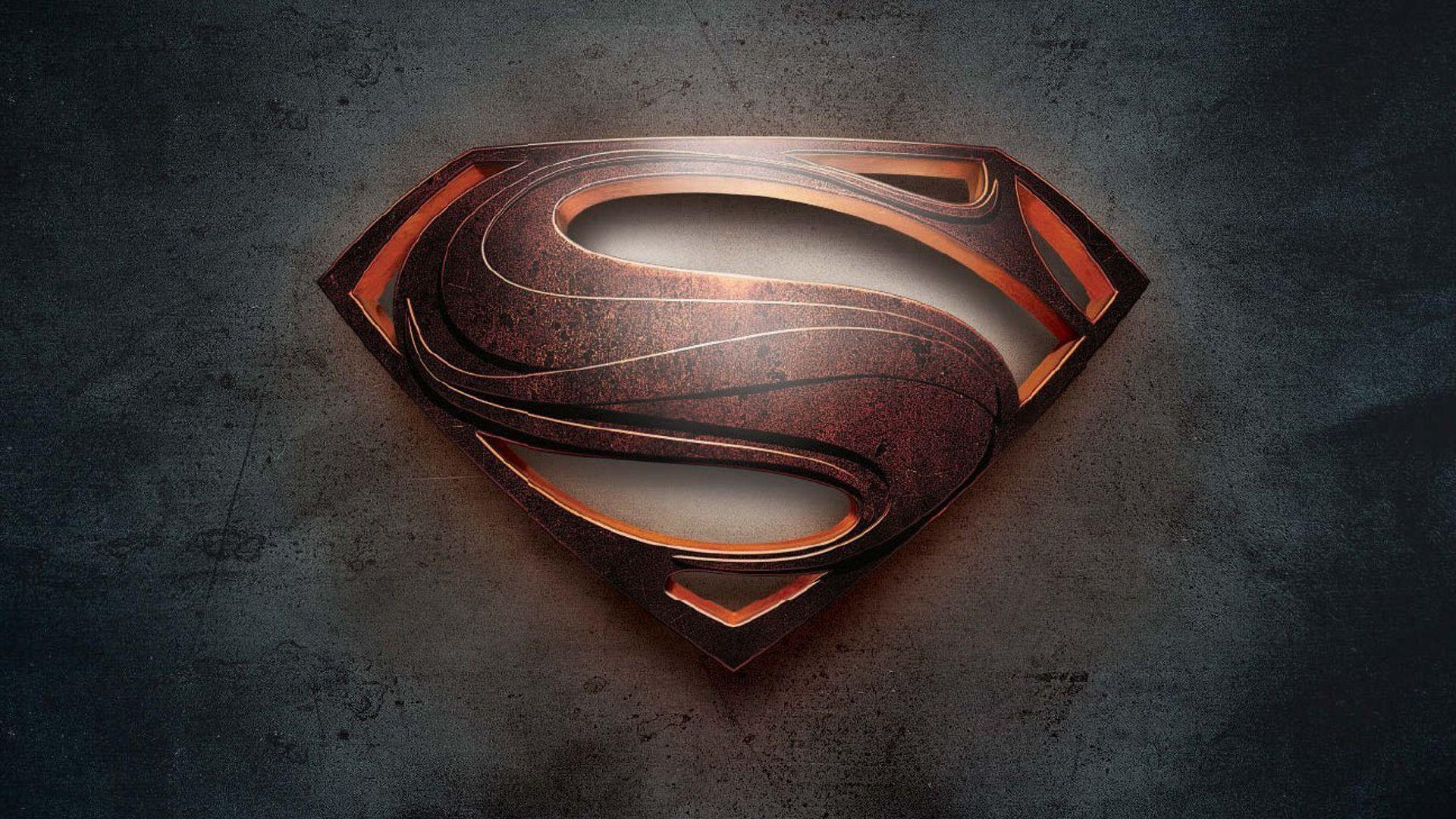 Wallpapers For > Superman Logo Wallpaper 1920x1080