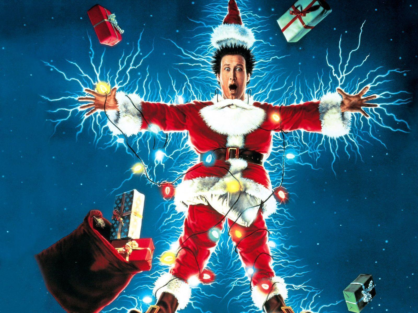 Christmas Vacation Wallpaper