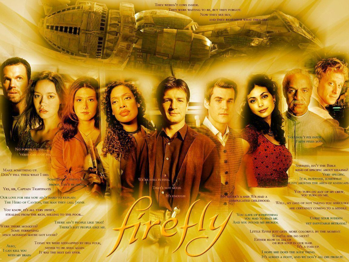 Firefly Computer Wallpapers, Desktop Backgrounds 1152x864 Id: 9535