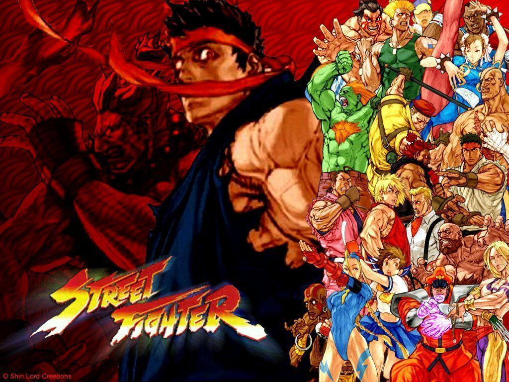 shadowloo street fighter wallpaper - photo #18
