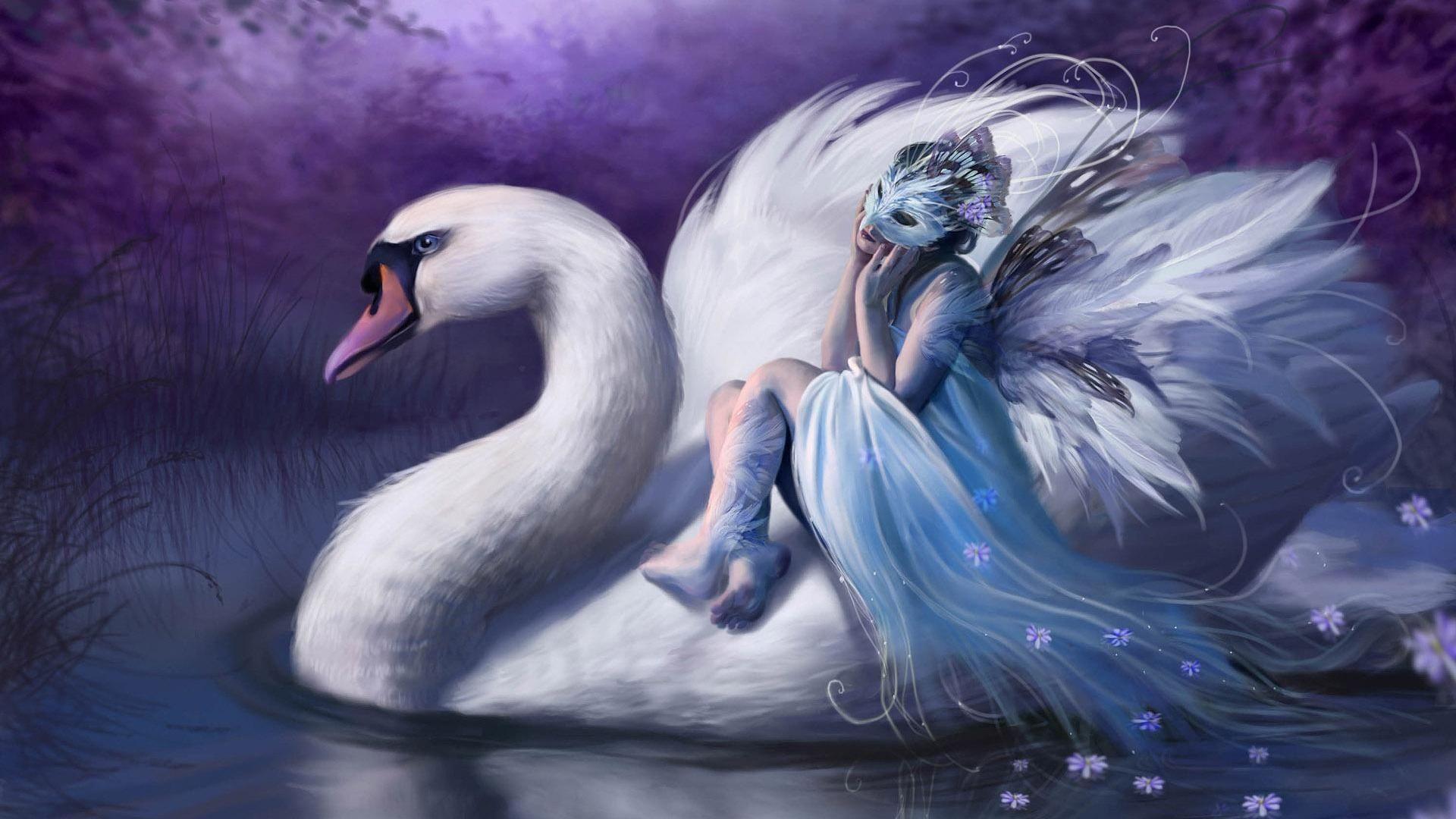 Fairy Desktop Wallpaper