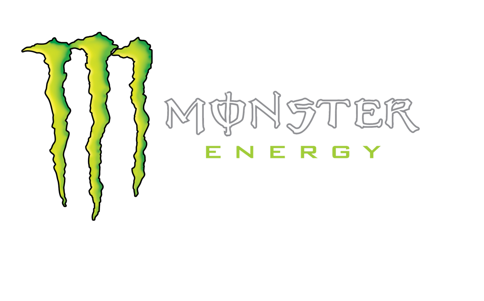 Monster Logo Energy Image Wallpapers With 1600x998 Resolution