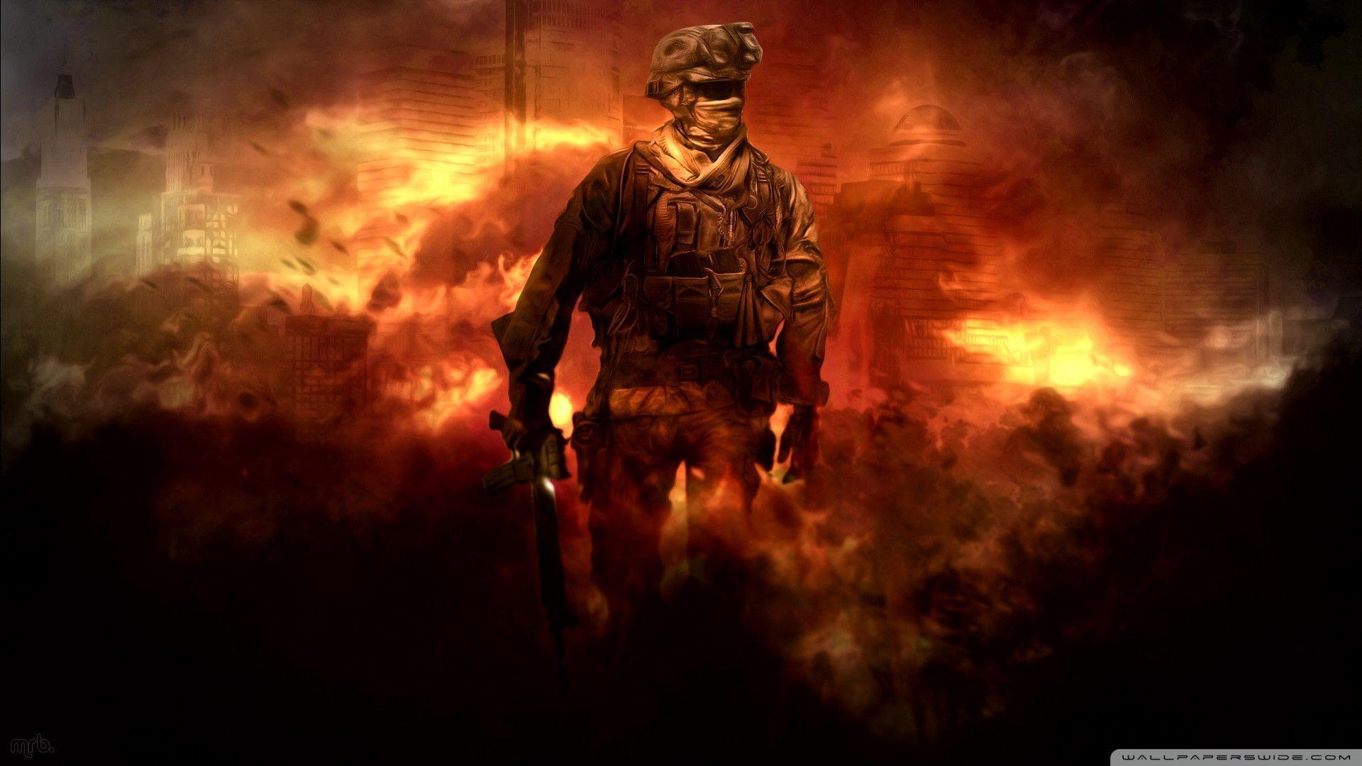 MW2 Wallpapers HD
