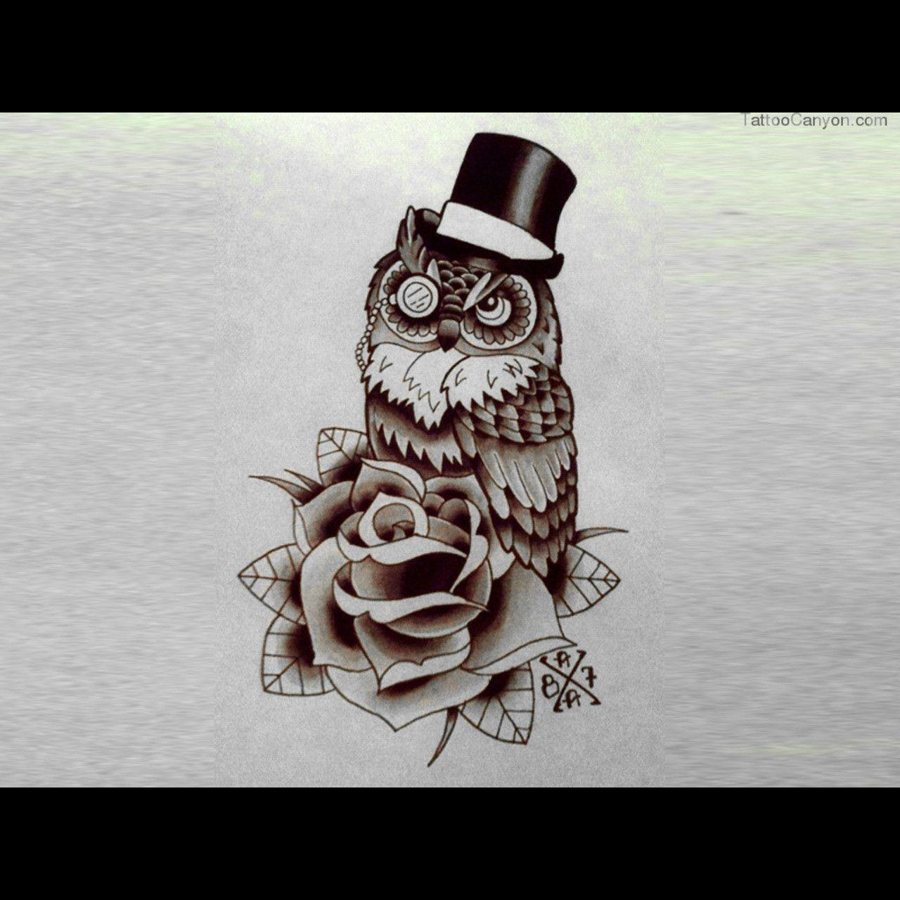 Tattoo Design Wallpapers: Free Owl Wallpapers