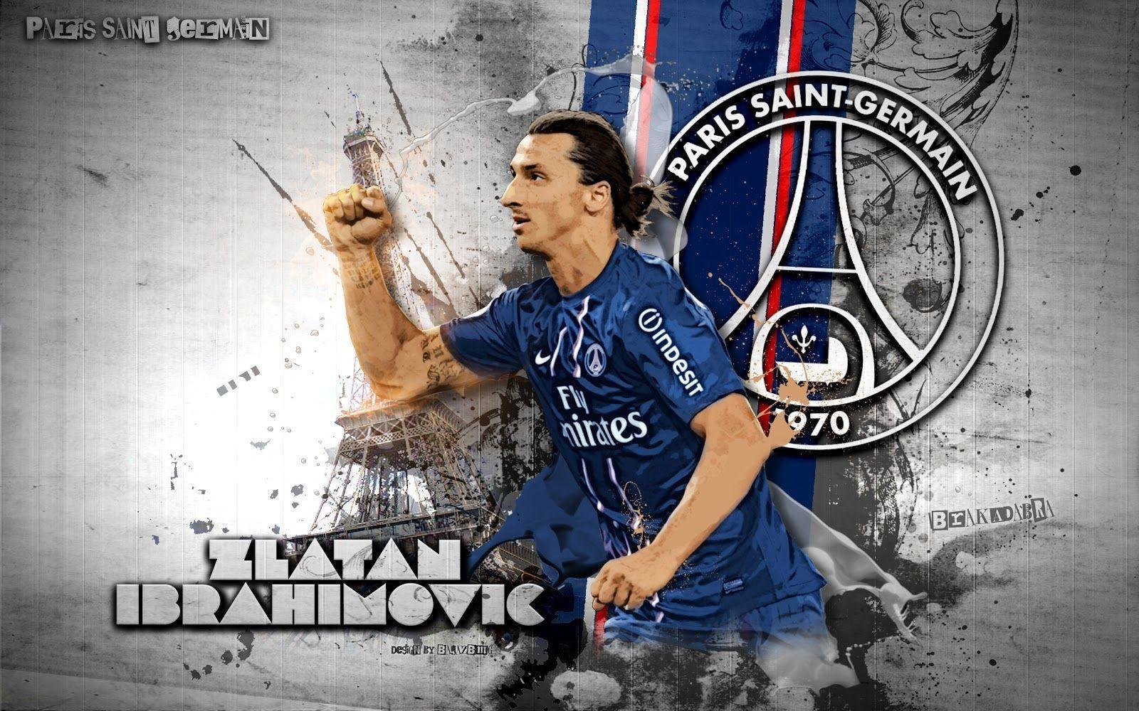 Zlatan Ibrahimovic Wallpaper 39120 in Football - Telusers.com