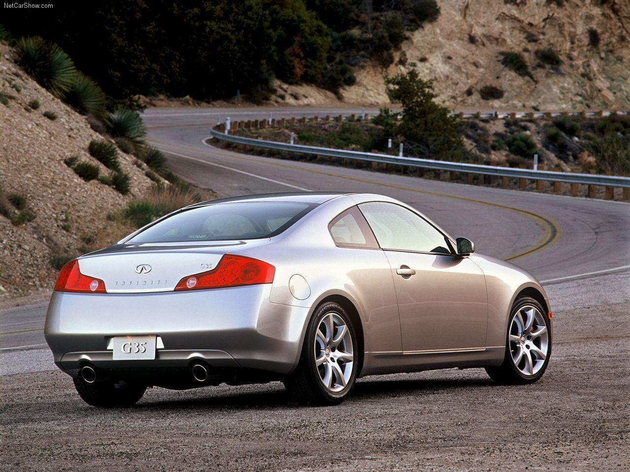 Wallpapers Infiniti G35