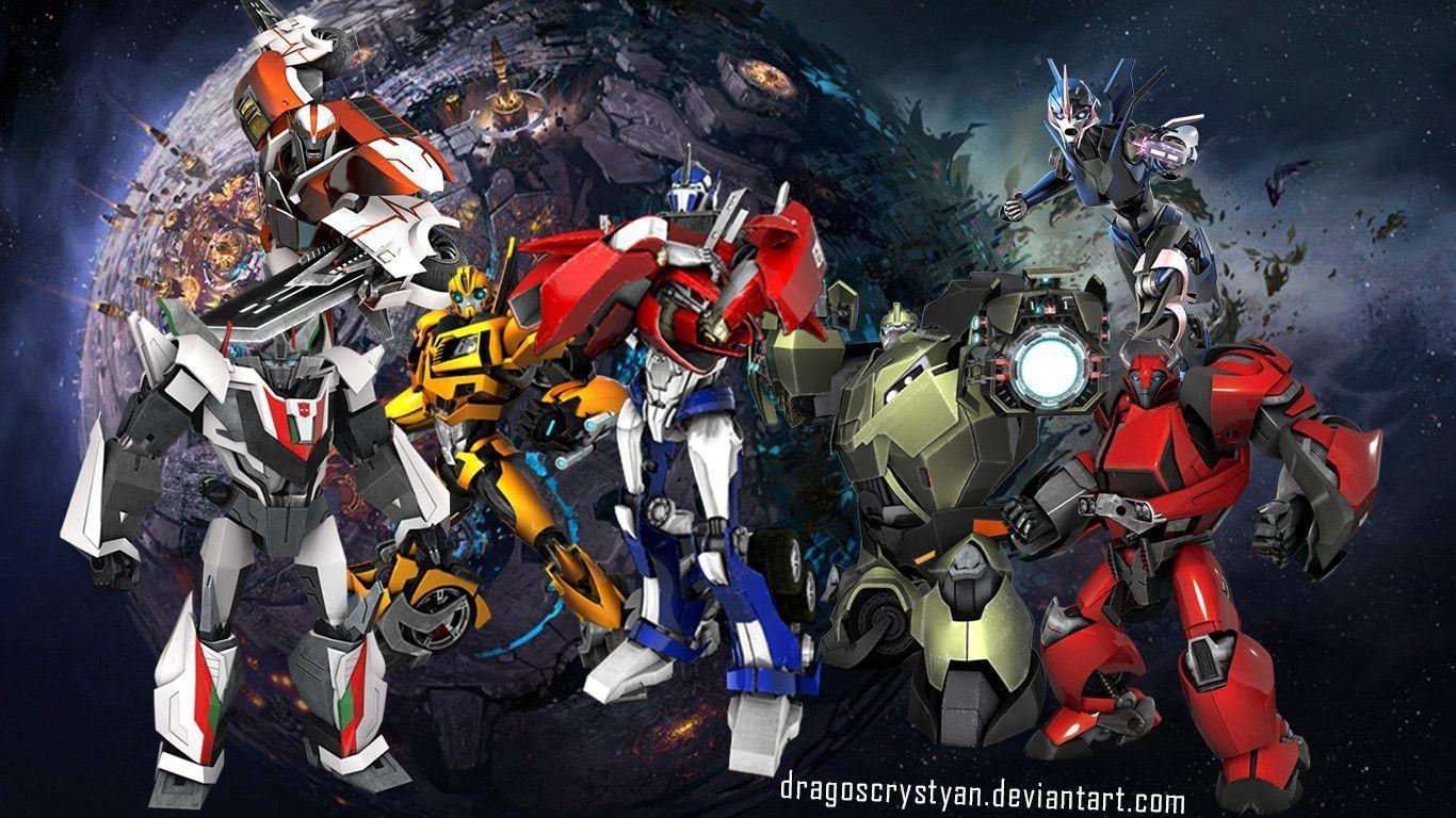 Transformers Prime Wallpapers Hd Wallpaper Cave