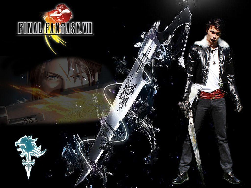 Squall leonhart wallpapers wallpaper cave for Final fantasy 8 architecture
