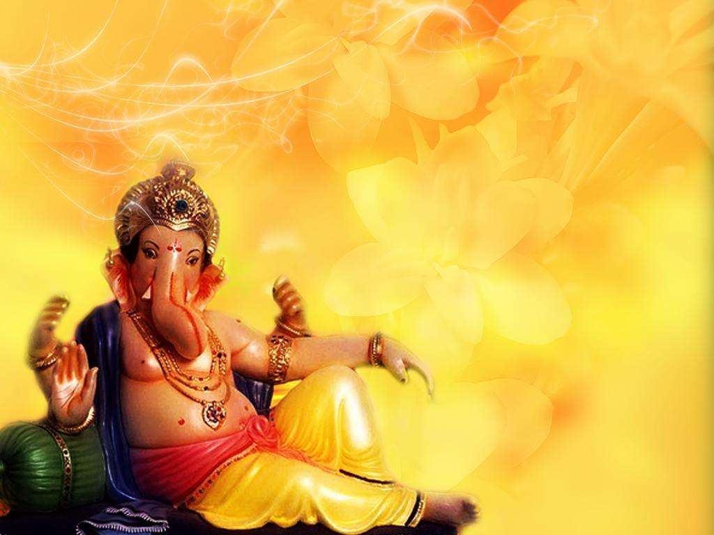 Download Images Of Ganpati Bappa: Ganesh Backgrounds