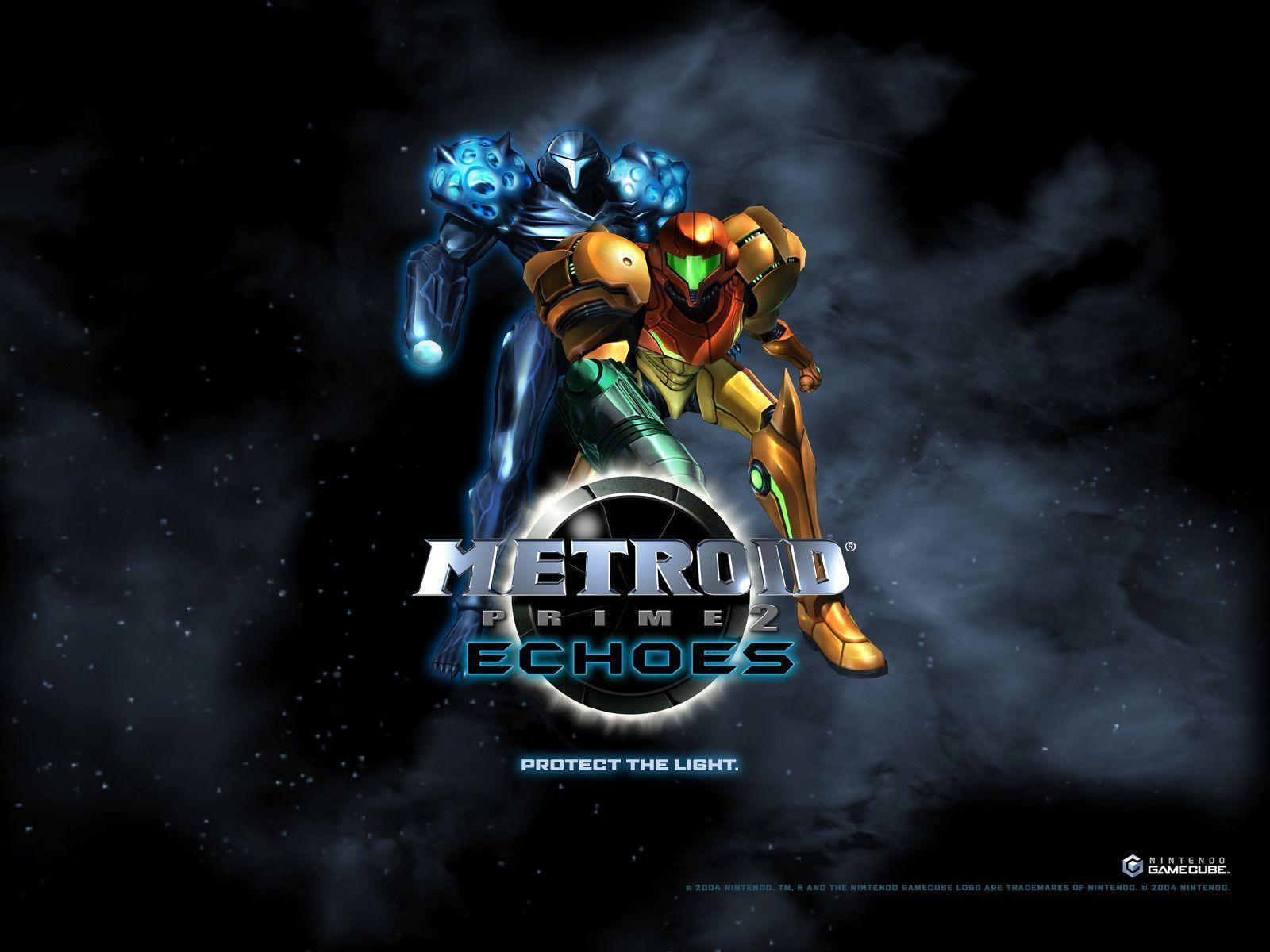 Wallpapers For > Metroid Prime Wallpapers