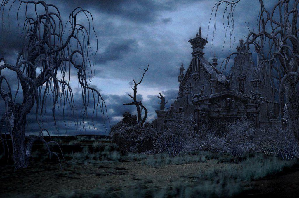 evil landscape background - photo #2
