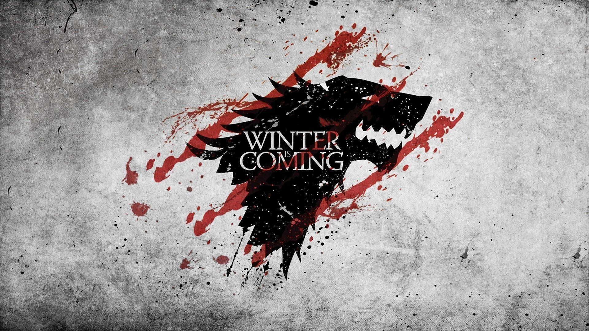 Game of Thrones Wallpaper, Winter is coming stark wallpapers