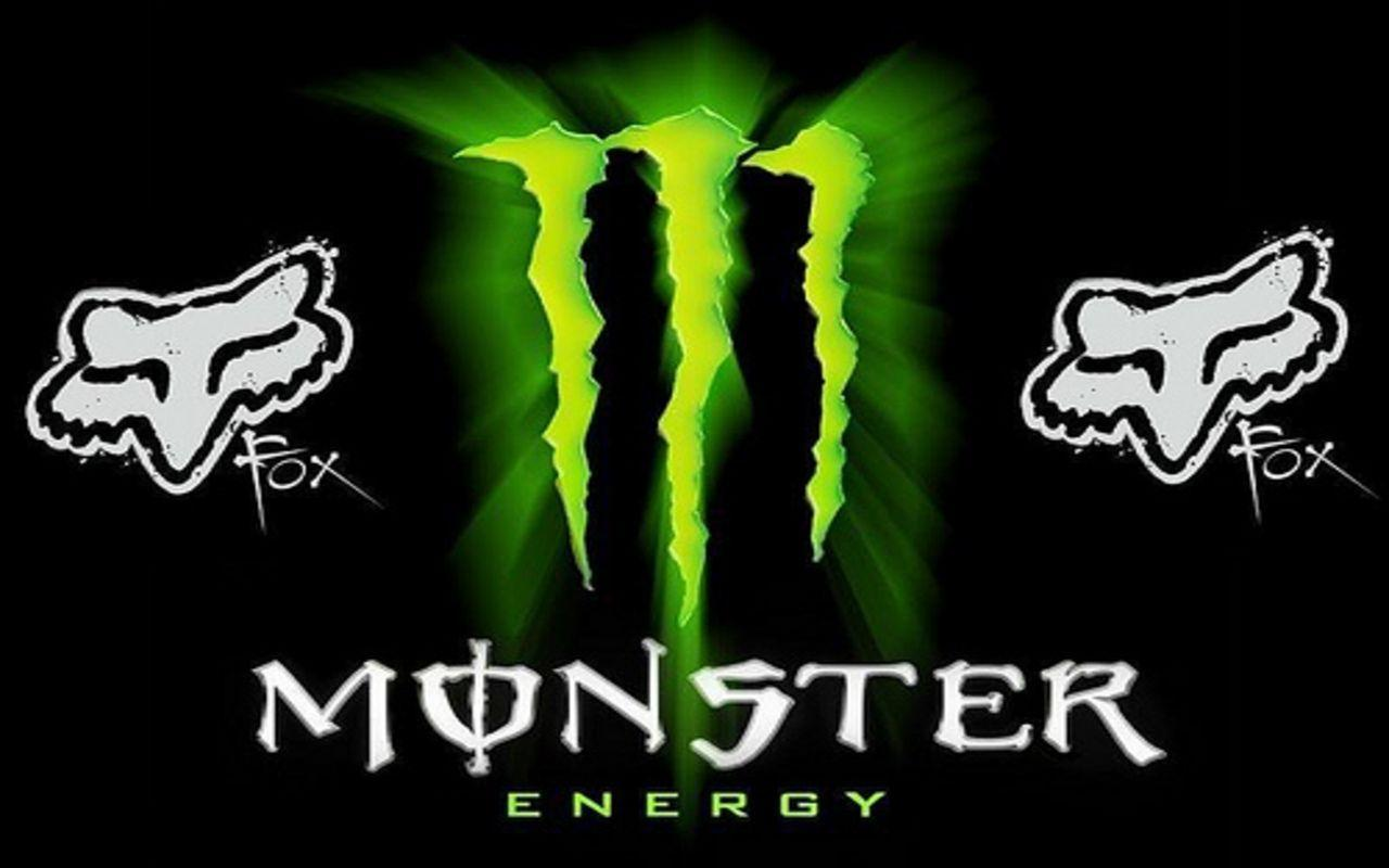 Fox racing logo wallpapers wallpaper cave - Fox and monster logo ...