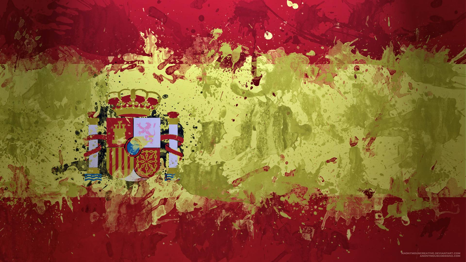 spanish flag wallpapers wallpaper cave