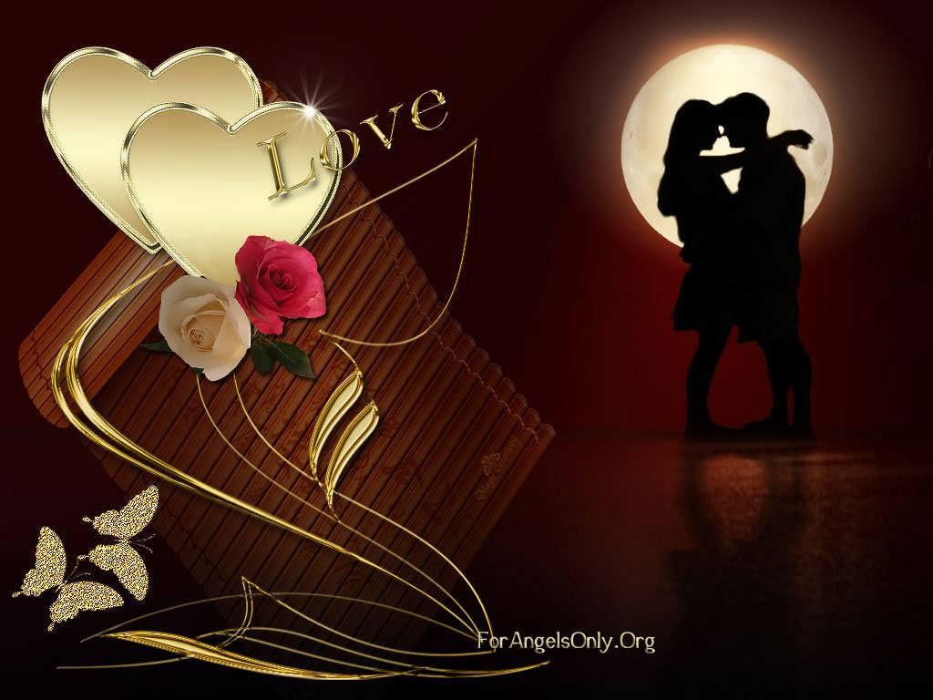 Beautiful Romantic Love Hd Wallpapers For Couples: Romantic Couples Wallpapers