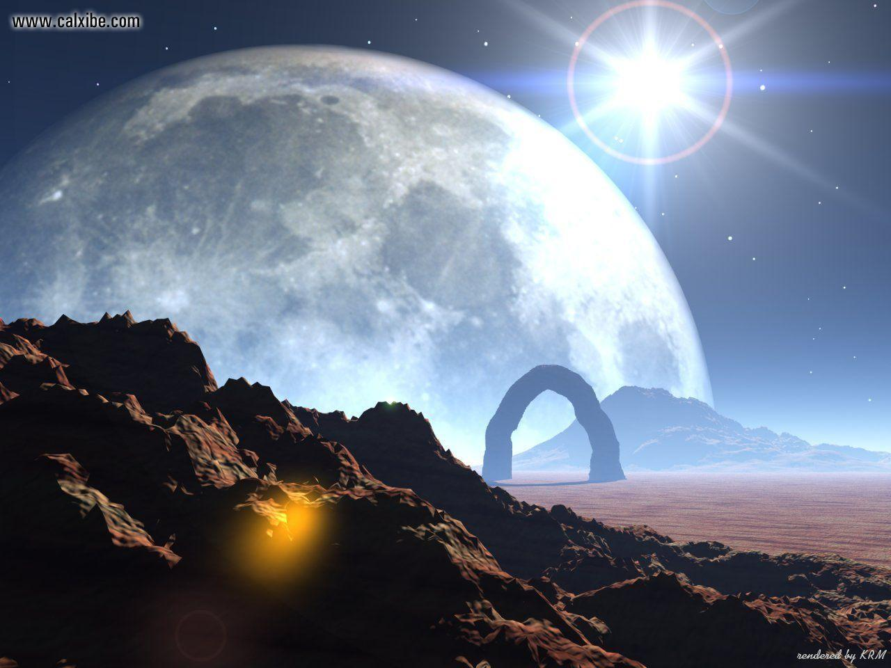 Alien Planet Wallpapers - Wallpaper Cave