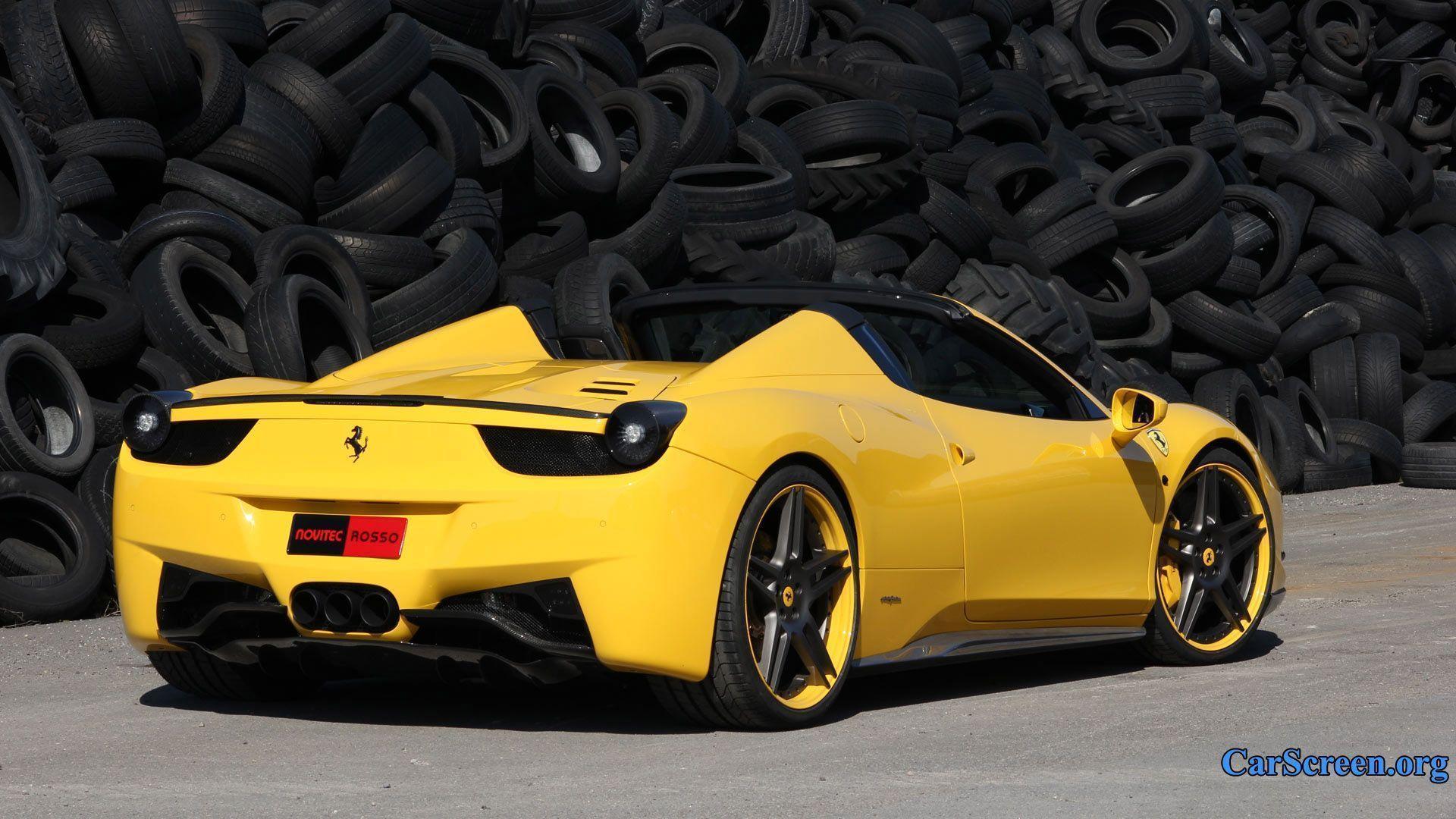 Ferrari 458 Italia Wallpapers HD - Wallpaper Cave