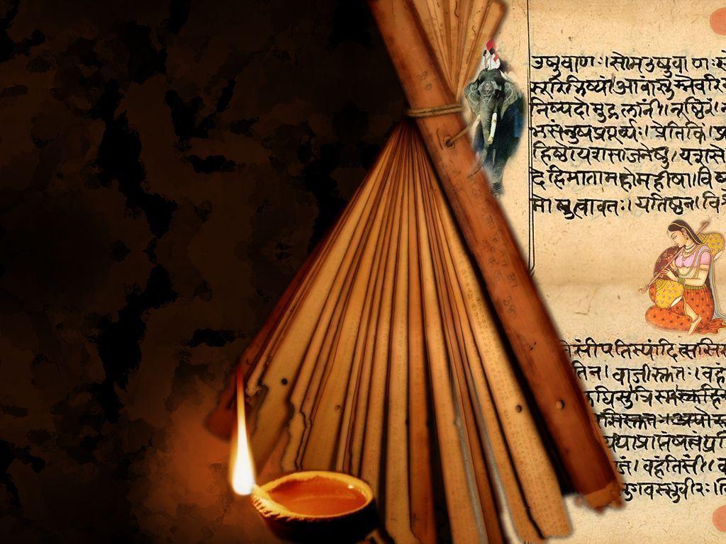 Sanskrit Of The Vedas Vs Modern Sanskrit: Sanskrit Wallpapers