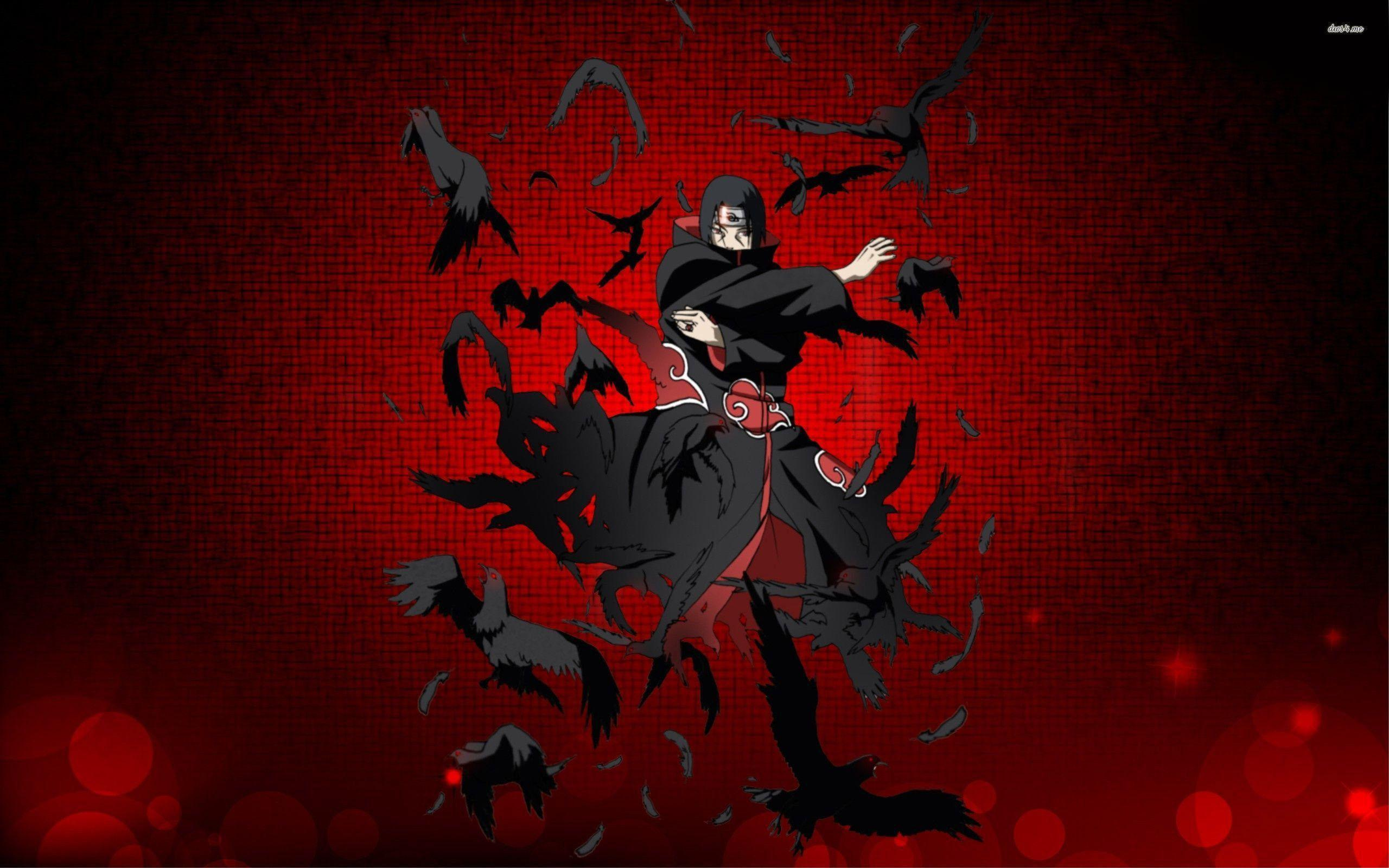 Naruto Itachi Wallpapers - Wallpaper Cave