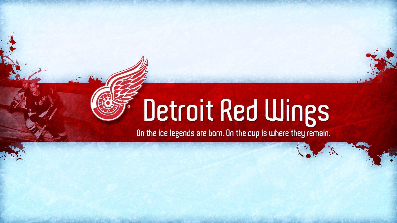 detroit red wings wallpapers wallpaper cave