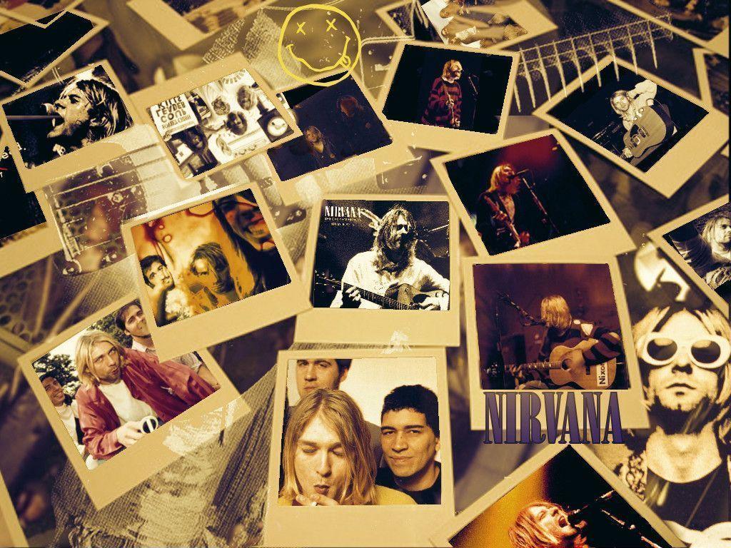 Nirvana Wallpaper Tumblr Download