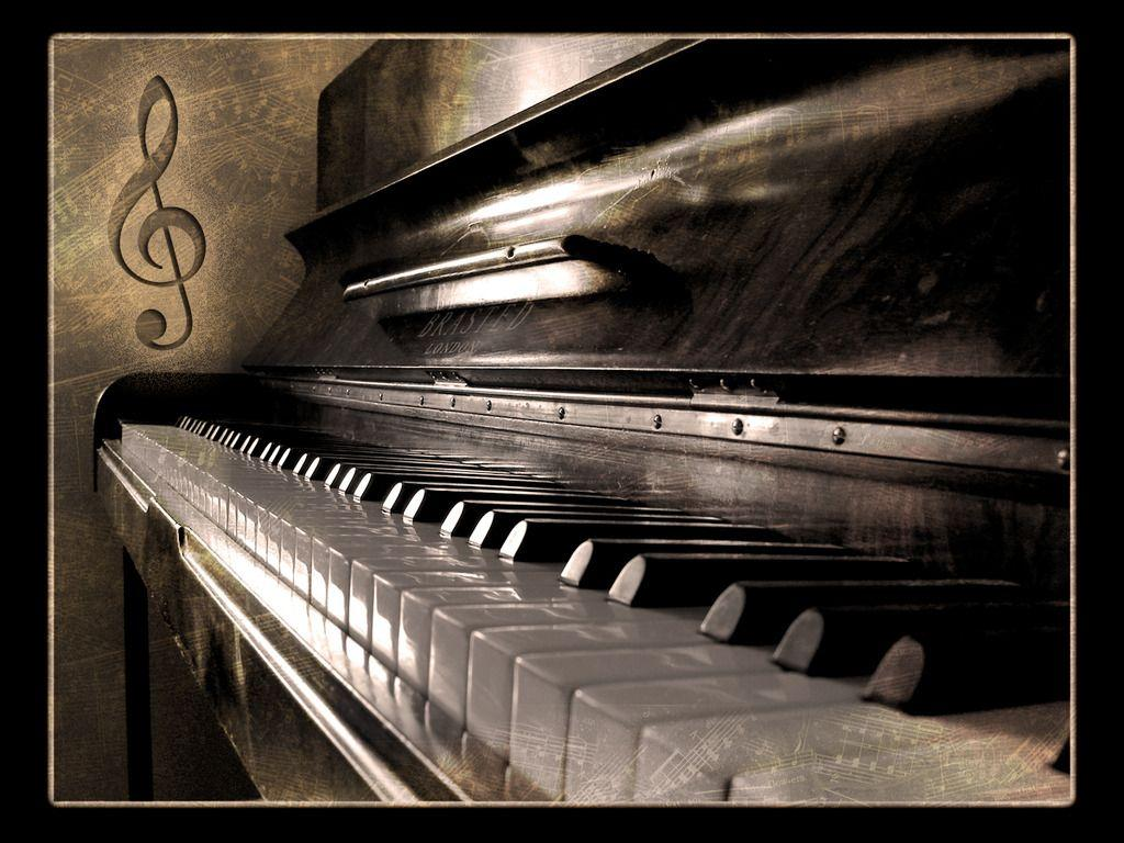 wallpaper: Wallpaper Piano Hd