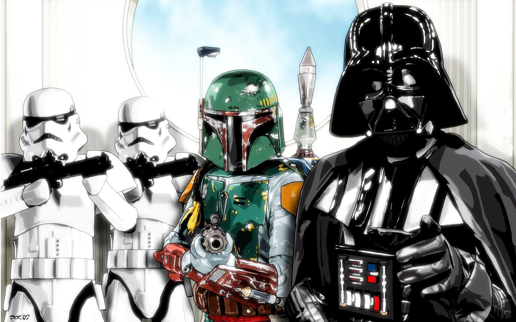 Star Wars Rumor Boba Fett Spinoff Puts New Character In The Armor
