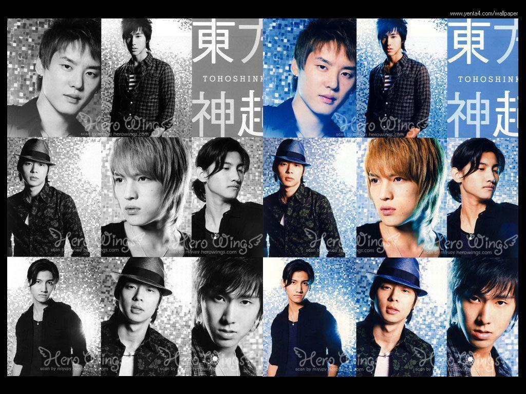 TVXQ Wallpaper 31  Eiangel39;s Blog