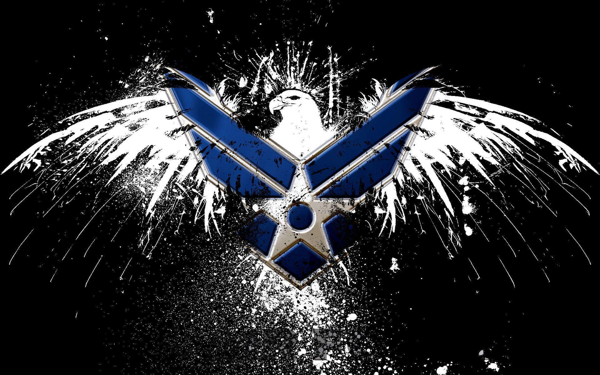 Air Force Logo wallpapers