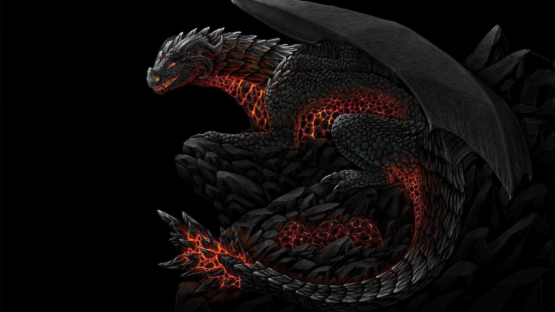 dragon wallpaper widescreen high resolution - photo #45