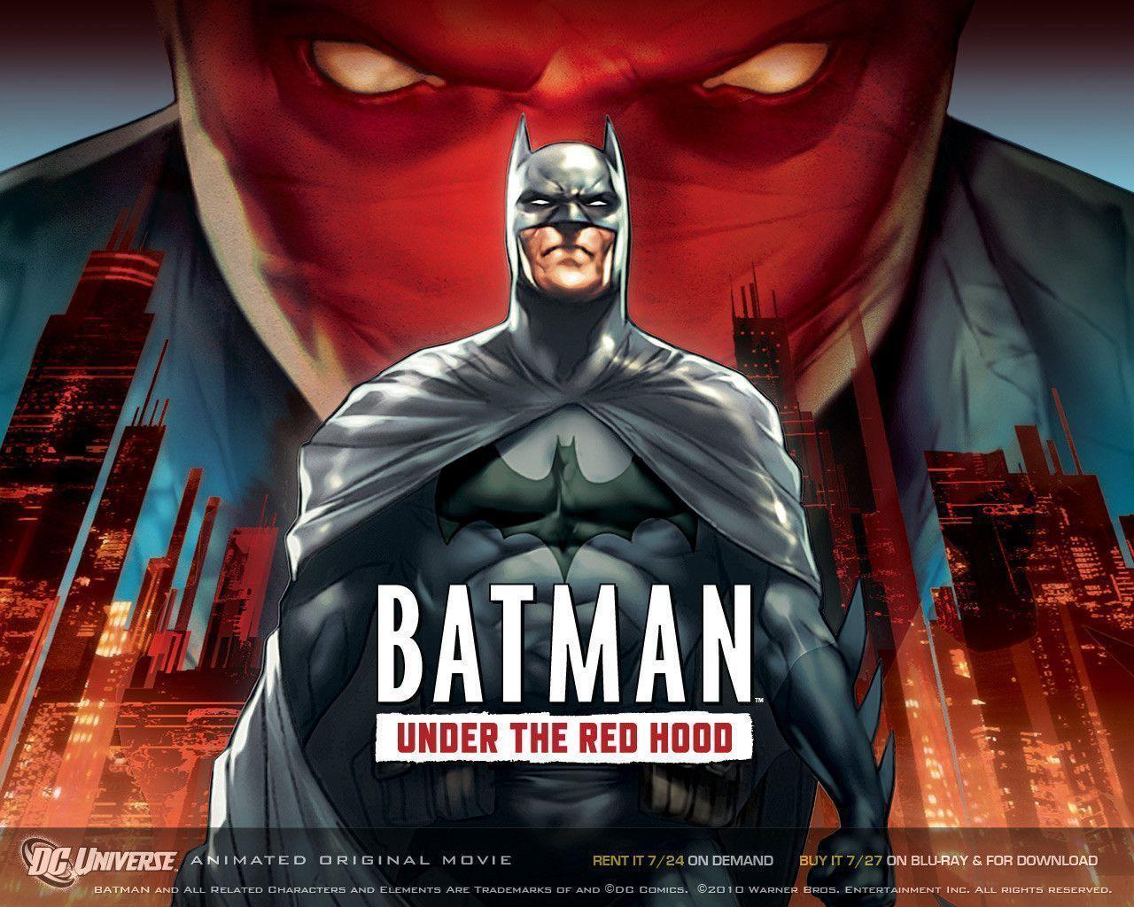 Batman Under the Red Hood 2010 DVDRiP XviD-QCF - Video ...