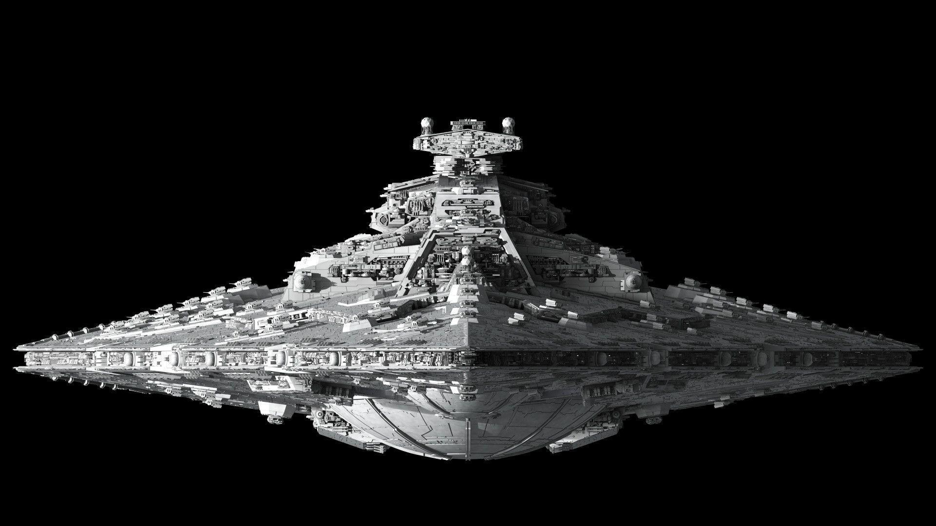 Wallpapers HD 1080p Black And White Star Wars