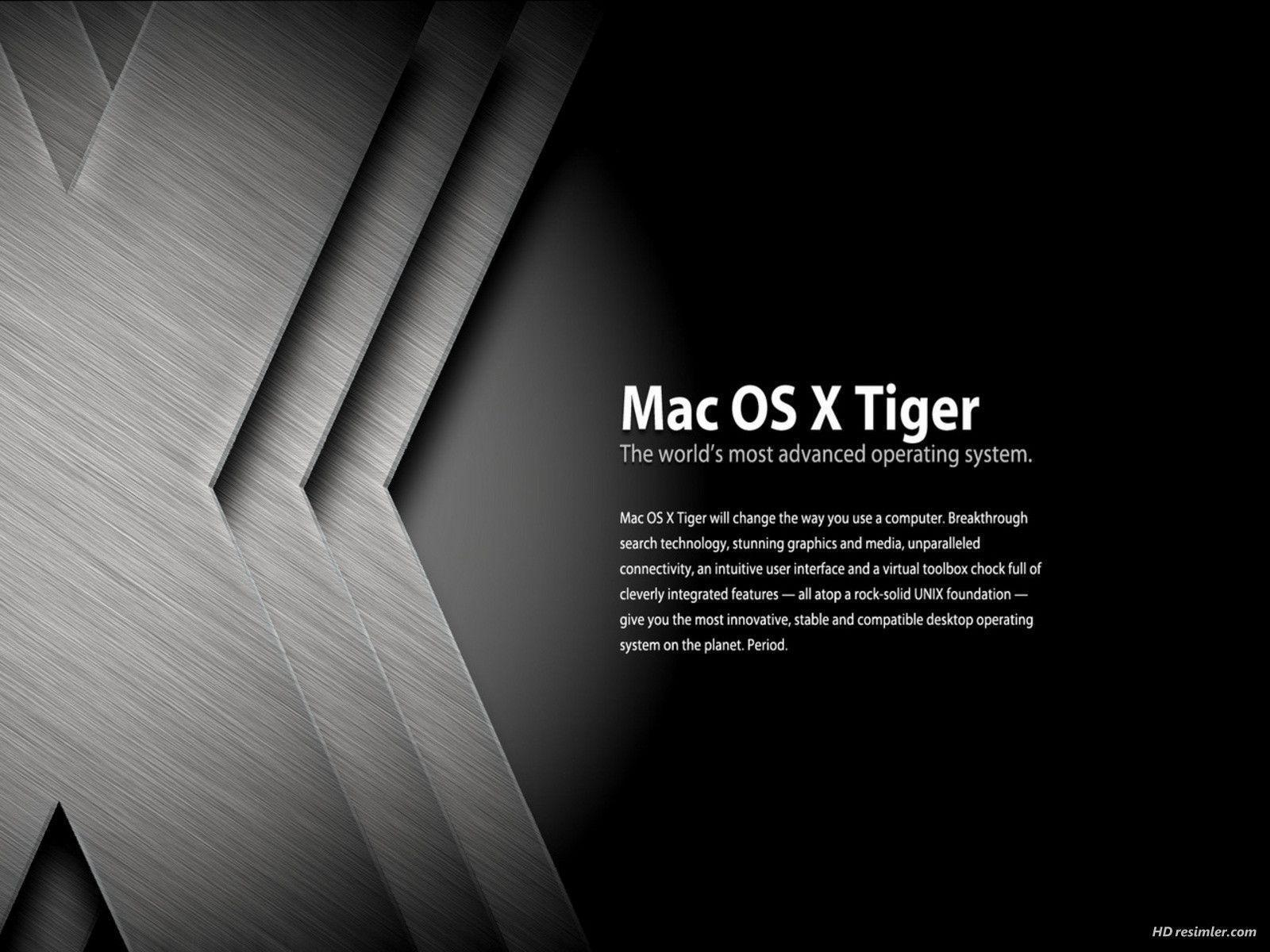 Wallpapers Mac Os X Tiger