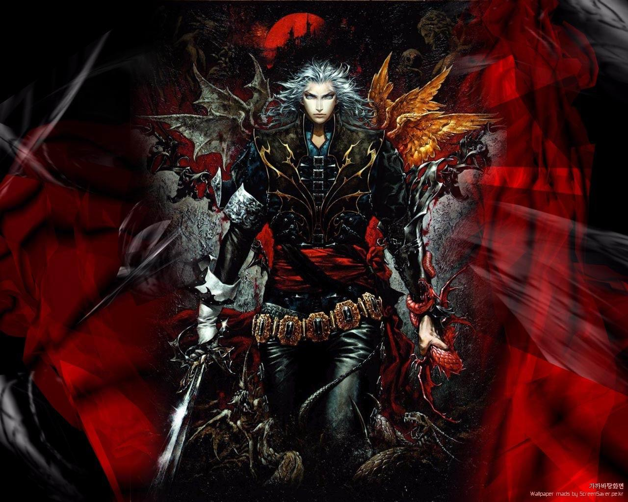 Lords Of Shadow 2 Alucard