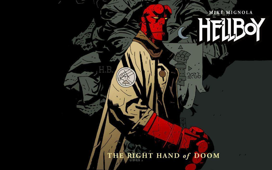 Hellboy Wallpapers 2 by Spitfire666xXxXx