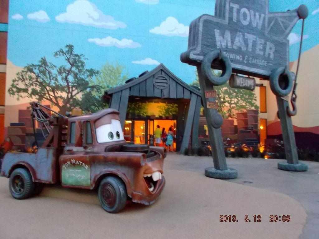 Tow Mater Wallpapers - Wallpaper Cave