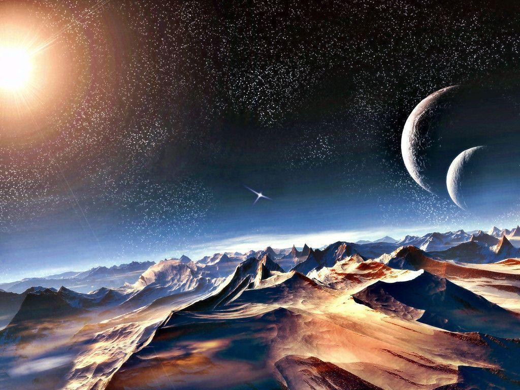 Free Outer Space Wallpapers Download The 1024x768PX ~ Wallpapers