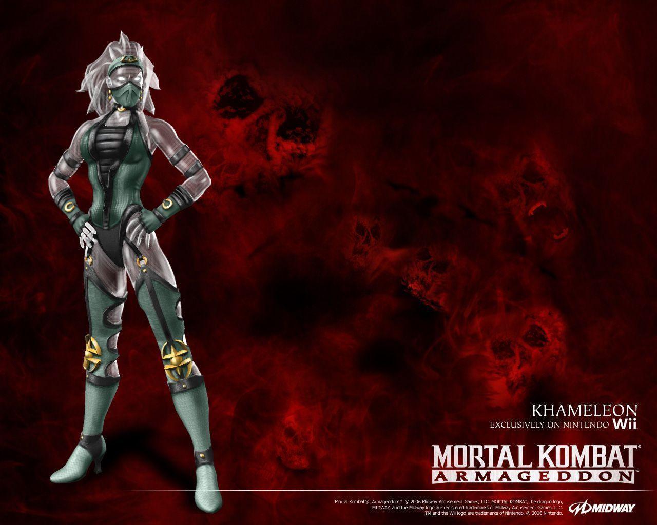 Armageddon Characters For Mk3 – Dibujos Para Colorear