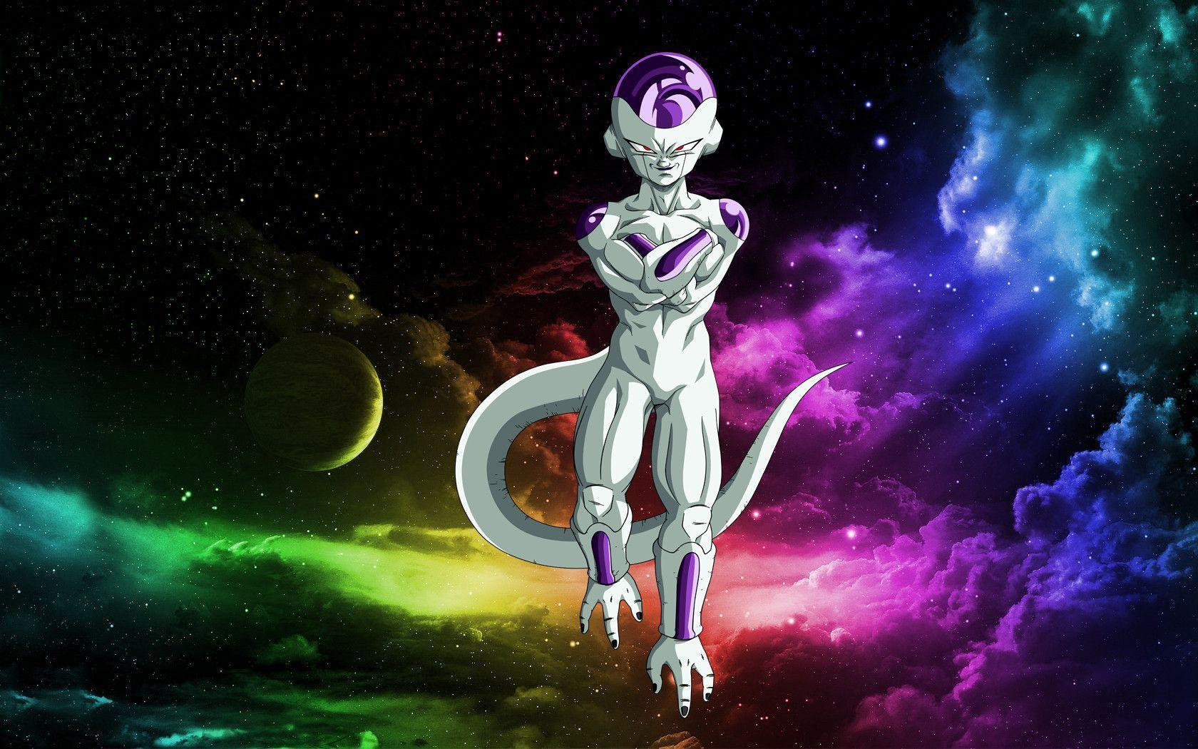 Frieza Wallpapers - Wallpaper Cave