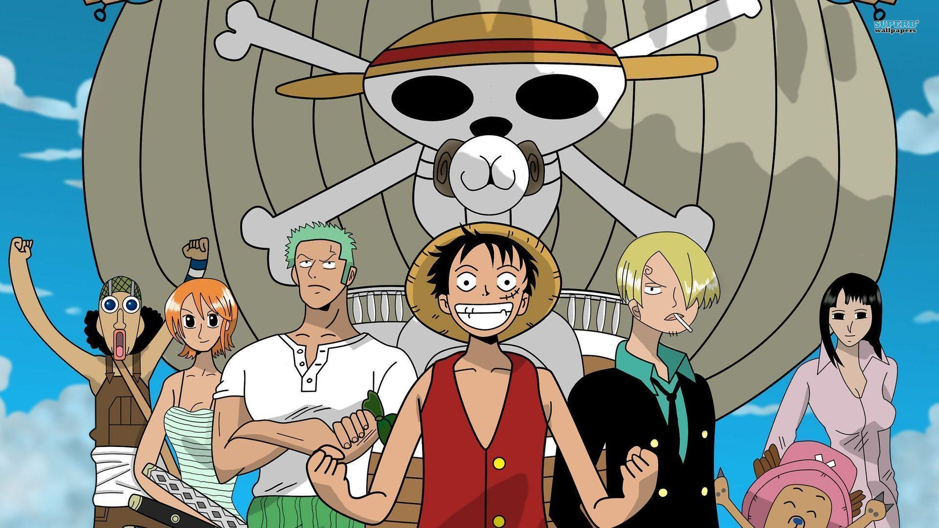 One Piece Anime Wallpapers Wallpaper Cave