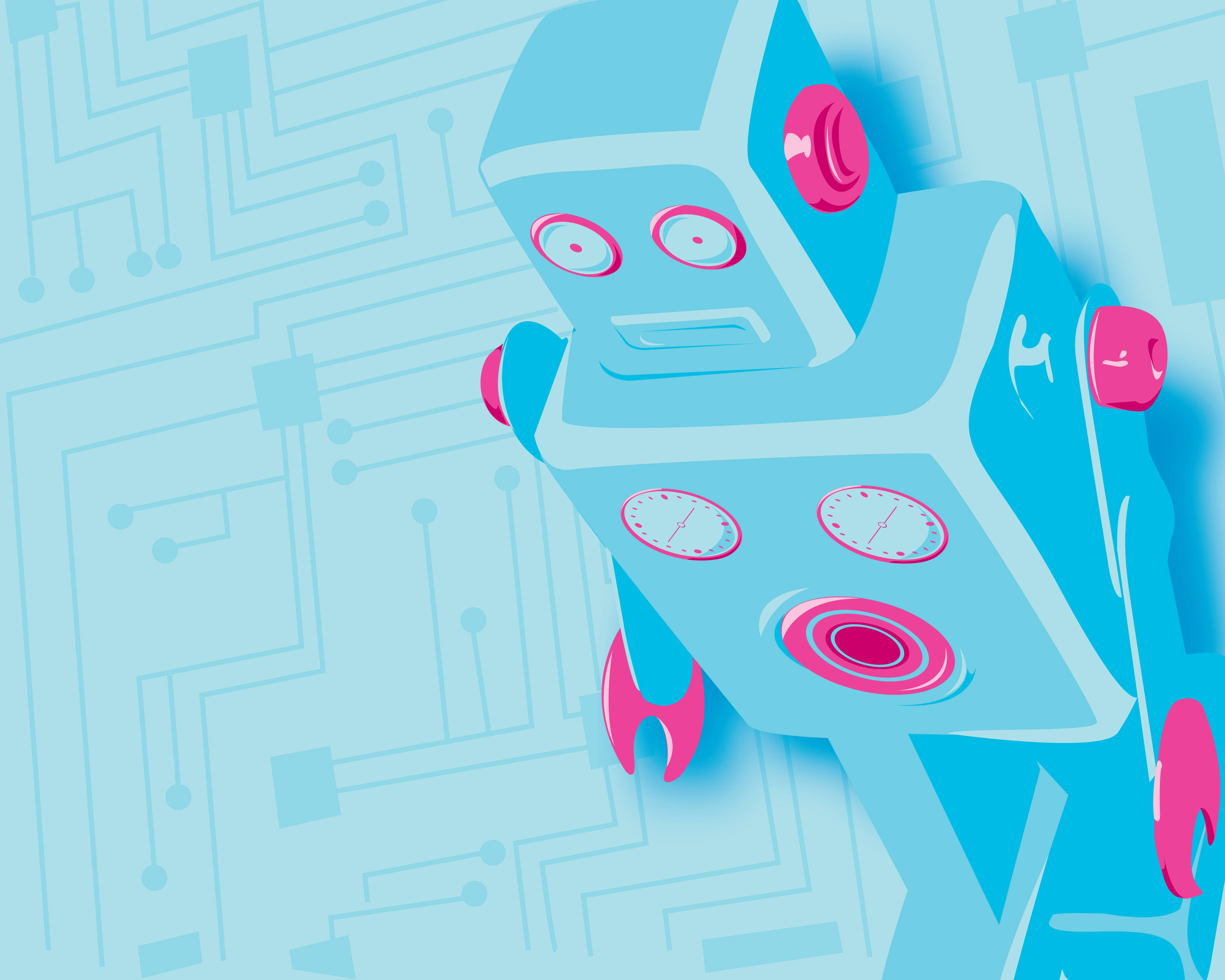 Robot Wallpapers - Wallpaper Cave