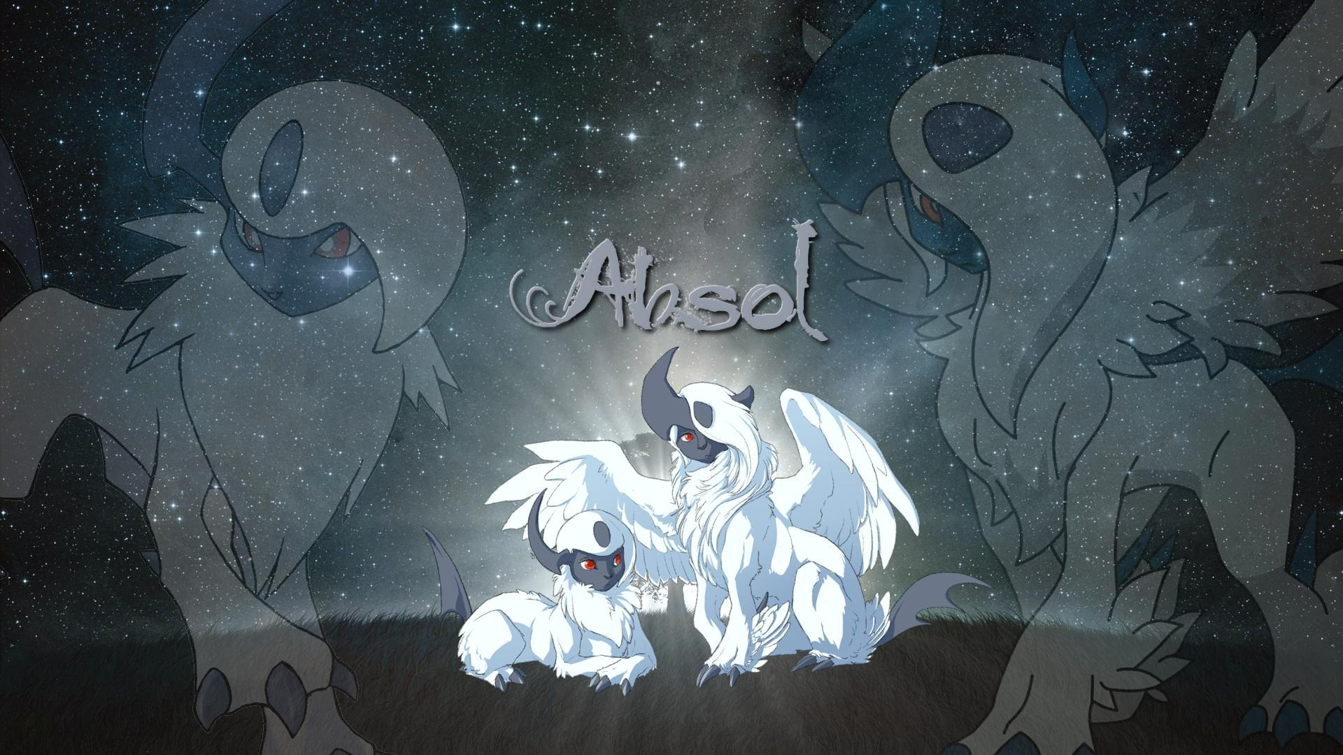 Absol Wallpapers - Wallpaper Cave