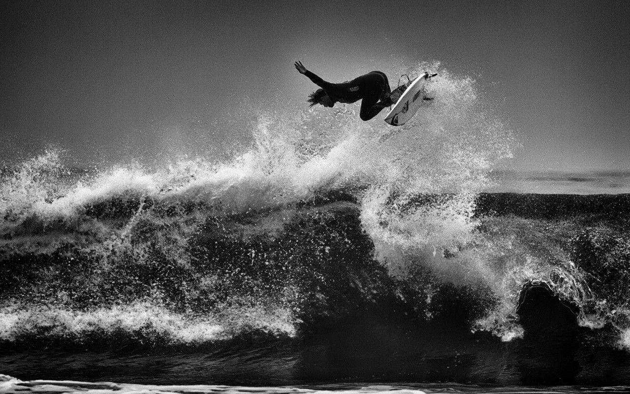Sports Wallpapers Black And White: Huntington Beach Wallpapers