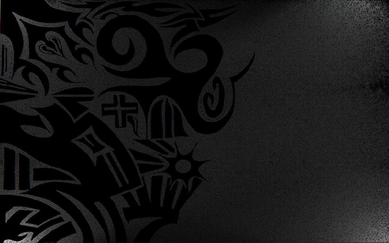 DeviantArt More Like Tribal Dragon Psp Wallpaper By HalfOfZero