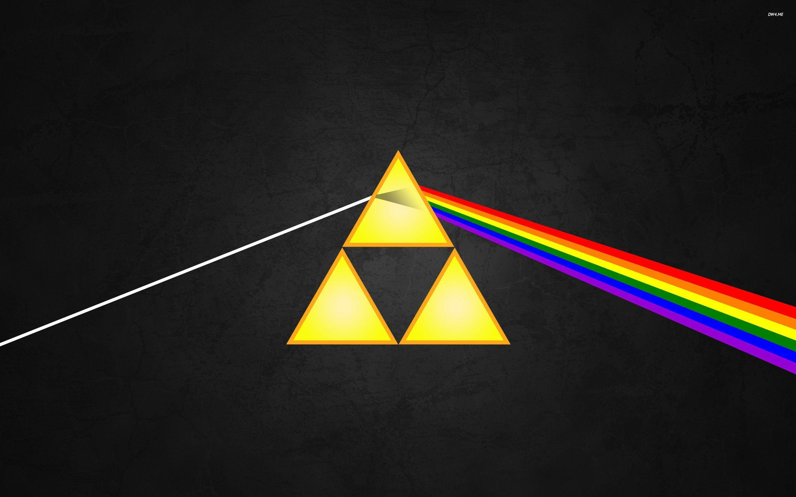 The dark side of the Triforce wallpapers
