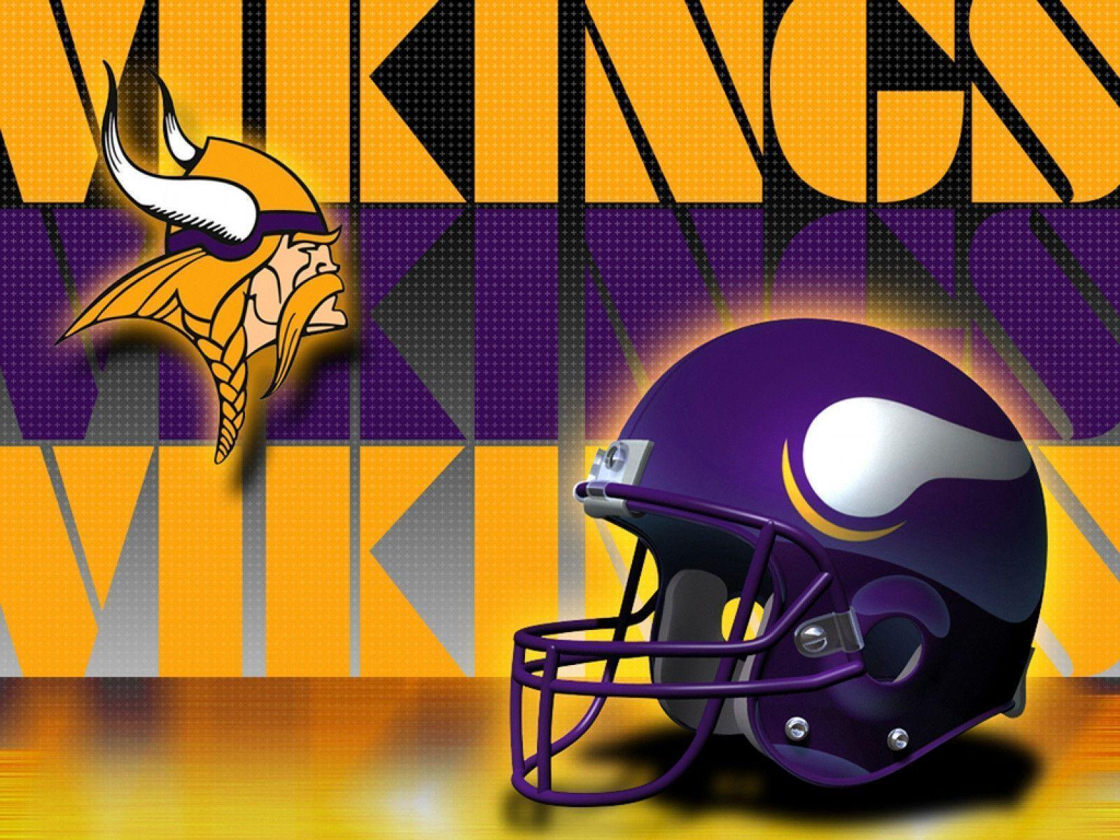 Vikings Logo Wallpapers - Wallpaper Cave